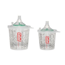 Colad Snap Lid System 190 Micron 350 ML 50 PC