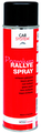 RALLY KIILTÄV MUSTA SPRAY 500 ML
